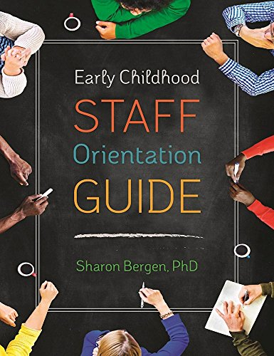 Compare Textbook Prices for Early Childhood Staff Orientation Guide  ISBN 9781605544311 by Bergen, Sharon