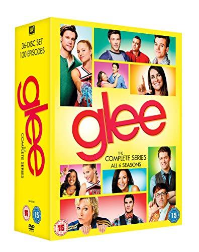 Glee Complete Series (Seasons 1-6) DVD [UK Import]