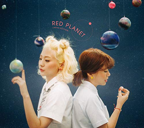 [Album]RED PLANET(JAPAN EDITION) – 赤頬思春期[FLAC + MP3]