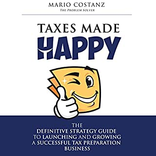 Taxes Made Happy cover art