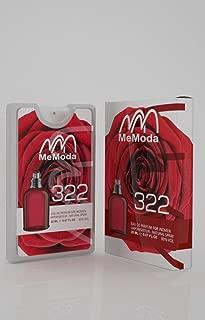 Memoda POCKET eau de parfum FOR WOMEN 20 ml / 0.67 fl.oz.TRAVEL SIZE… (322 impression of AMOR AMOR by Cacharel)