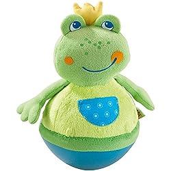 Steh-Auf-Spielzeug – Plüsch Frosch von HABA
