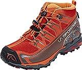 La Sportiva Falkon GTX 36-40, Zapatillas de Senderismo Unisex Adulto, Rojo (Flame 000), 40 EU