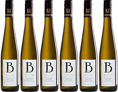 Barth Wein- und Sektgut Rieslingbeerenauslese 2015 Bio (6 x 0.375 l)