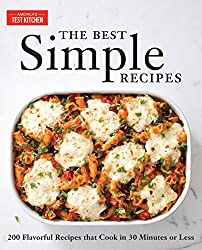 The Best Simple Recipes cookbook.