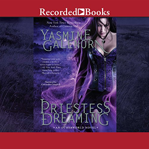 Priestess Dreaming audiobook cover art