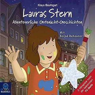 Abenteuerliche Gutenacht-Geschichten (Lauras Stern - Gutenacht-Geschichten 11) Titelbild