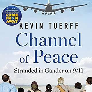 Channel of Peace audiobook cover art