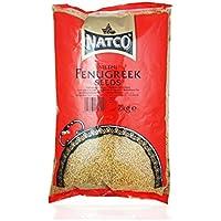 NATCO Semillas de Fenogreco 2Kg