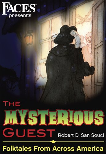 The Mysterious Guest: Folktales from Across America (English Edition)