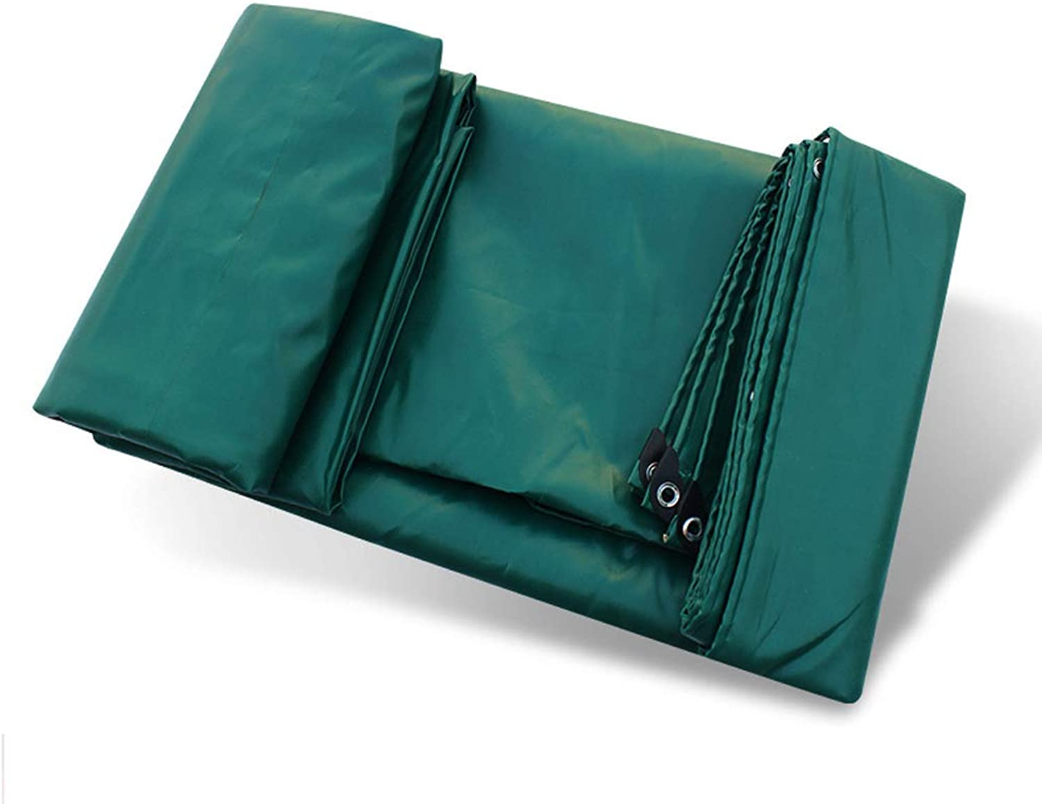 Rainproof Cloth, Thickening Dark Green PVC Tarpaulin Outdoor Waterproof Cloth Car Tarpaulin