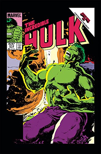 Incredible Hulk Epic Collection: Crossroads