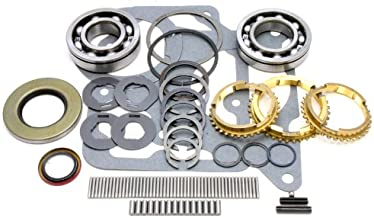 Transparts Warehouse BK122WS Jeep T150 3 Speed Transmission Kit With Rings