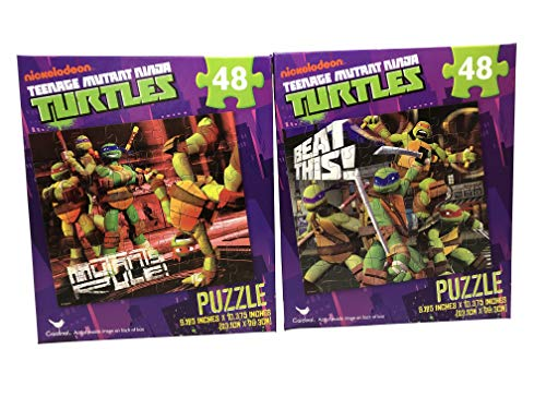1000 piece puzzle ninja turtles - 4