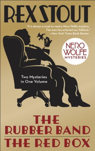 The Rubber Band/The Red Box 2-in-1 (Nero Wolfe) (English Edition)