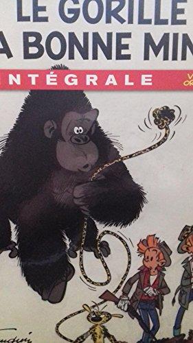 Spirou et Fantasio, version originale fac similé tome 3 : Le gorille a bonne mine