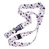 Correa para el cuello, estampado a todo color por los dos lados, ideal para móviles, acreditaciones, llaves, MP3 y USB
