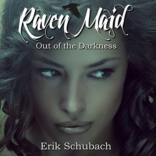 Raven Maid audiobook cover art