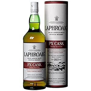 Laphroaig PX Cask mit Geschenkverpackung Whisky (1 x 1 l)