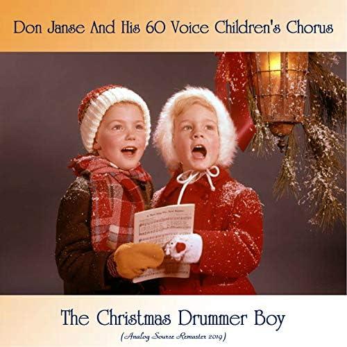 Don Janse and His 60 Voice Children's Chorus