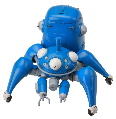 Ghost in the Shell Tachikoma with Kusanagi Motoko & Bato Modell-Bausatz