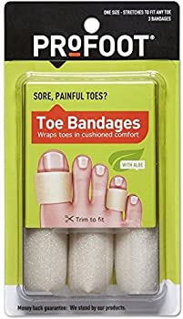 Best profoot toe bandages Reviews