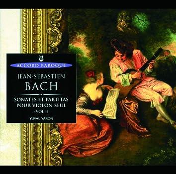 J.S. Bach: Sonates et partitas Volume 1