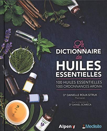 Photo de le-dictionnaire-des-huiles-essentielles