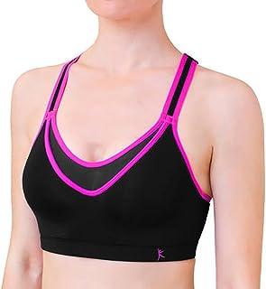 545b3d25b9 Amazon.com  Racerback - Underwire   Sports Bras   Bras  Clothing ...