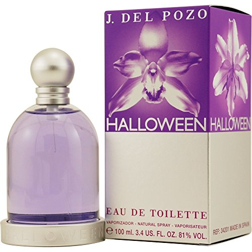 Halloween eau de toilette 100 ml vaporizador