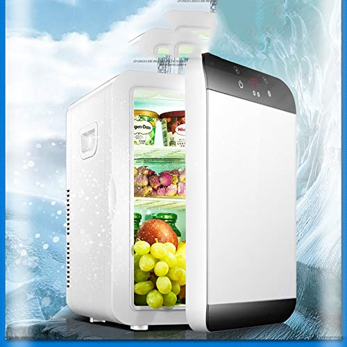 Draagbare koelkast met vriesvak, 12V voor auto, boot, vrachtwagen Car Mini koelkast Car Portable Drink Cooler,1