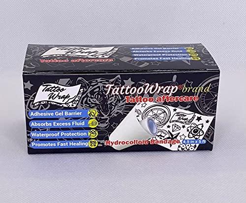 Tattoo Wrap Brand