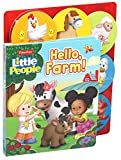 Fisher Price Little People: Hello, Farm! (Sliding Tab)