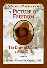 A Picture of Freedom: The Diary of Clotee, a Slave Girl, Belmont Plantation, Virginia 1859 (Dear America Series)