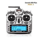 LITEBEE Frsky Taranis X9D Plus Radiocomando RC Trasmettitore 16 Canali a 2.4GHz...