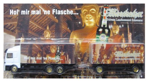 Moosbacher Nr.13 mal ´ne Flasche .... - MB Actros - Hängerzug