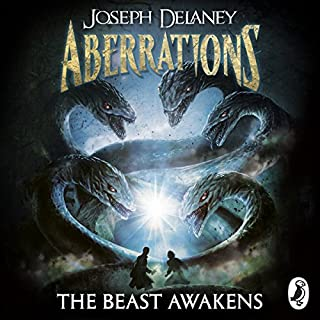 The Beast Awakens audiobook cover art