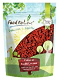 Goji Berries, 3 Pounds - Sun Dried, Large and Juicy