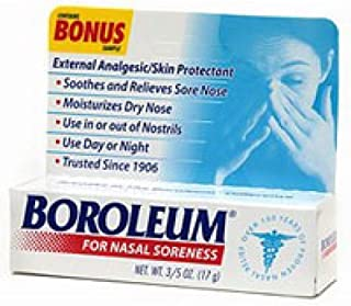 PACK OF 3 EACH BOROLEUM OINTMENT 17GM PT#31235012350