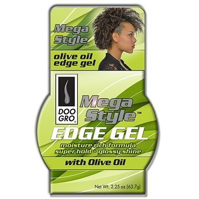 Doo Gro Mega Style Edge Gel with Olive Oil by Doo Gro