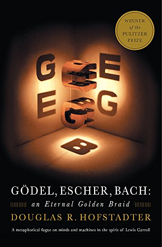 godel, escher, bach book cover