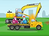 The Excavator and the Tow Truck