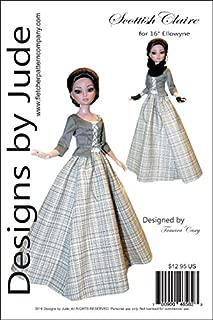 ellowyne doll patterns