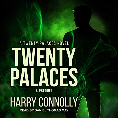 Page de couverture de Twenty Palaces