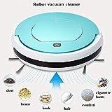 QUARK Aspirateur robotique avec réservoir d'eau, balayer automatiquement Le Nettoyage du Sol Robot nettoyant