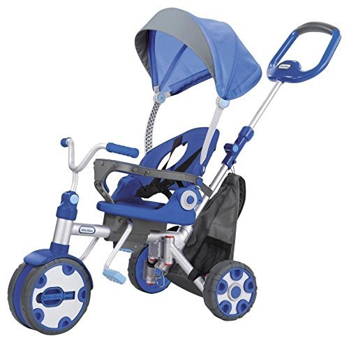Little Tikes 640162 - Trike 4 in 1 Fit n Fold