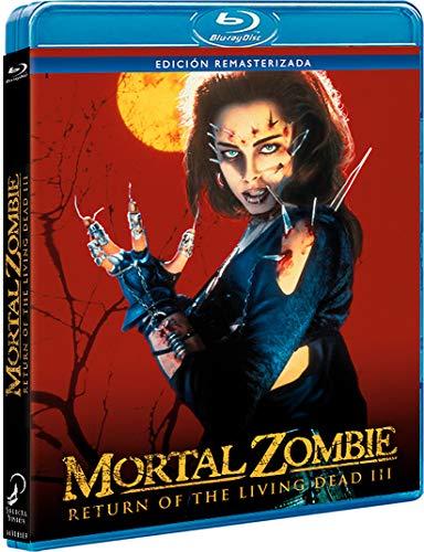 Mortal Zombie Blu-Ray [Blu-ray]
