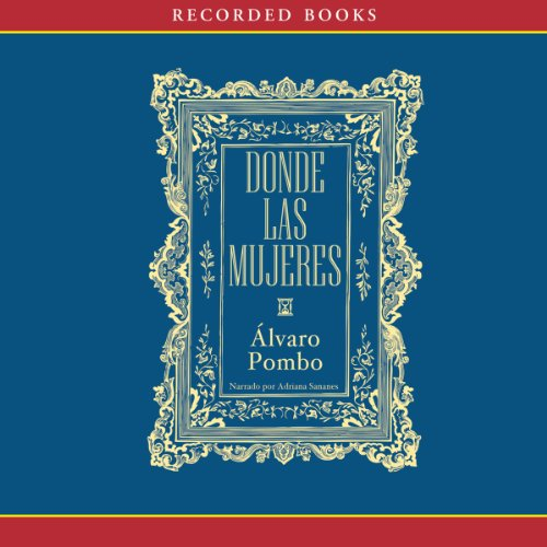 Donde las mujeres [Where the Women] cover art