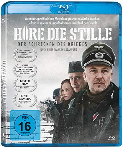 Höre die Stille - Die Schrecken des Krieges [Blu-ray]