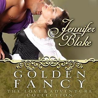 Golden Fancy audiobook cover art